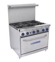 Bakers Pride Stove and Oven